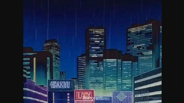 泛 起 想 你 的 雨 夜