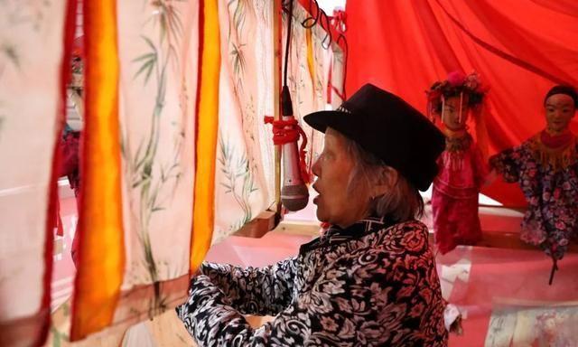 桂平市杖头木偶戏,自治区级非物质文化遗产!
