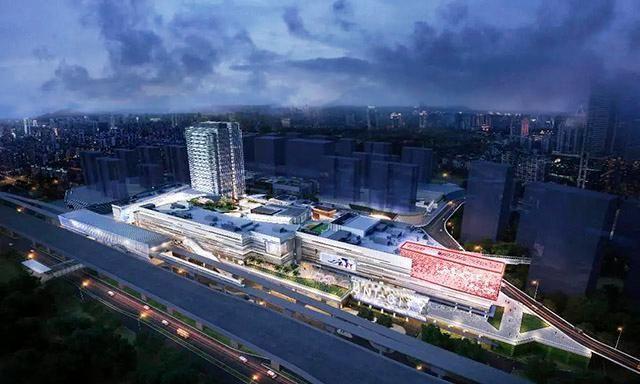 设计效果图超惊艳!上海万科天空之城各种精致景观,梦幻又浪漫