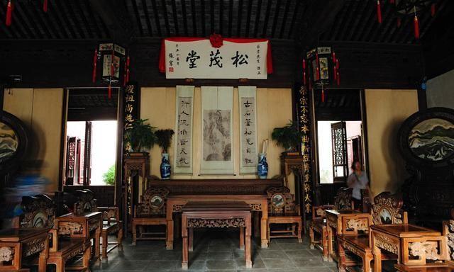 """江苏一""""巨富豪宅"""",房主曾是明初富豪,被称为""""苏州明珠"""""""