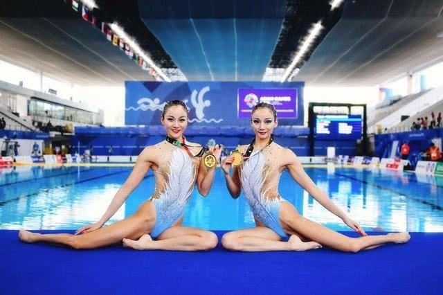 """中国体坛最美双胞胎,遭遇""""潜规则""""痛失冠军,丈夫都分不清她们"""
