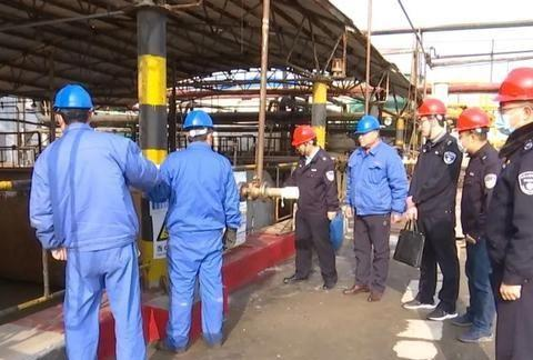 胶州市对易燃易爆危险化学品、废弃危险化学品进行了专项治理