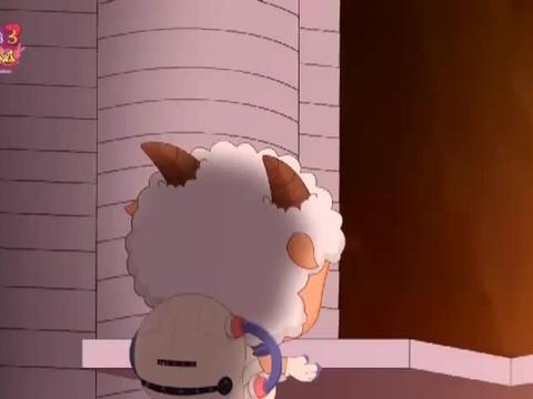 喜羊羊:灰太狼夫妇俩,有一段很难忘的感情,感人肺腑啊
