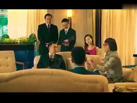 窃听风云:刘青云想擅自改合同,黄磊:违约金5个亿,你给?