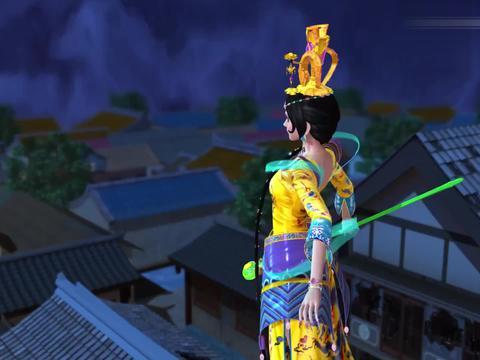 精灵梦叶罗丽:曼多拉不相信人类会改变,但被爱的力量击退了!