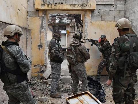 库尔德武装拘留土耳其28名间谍,美国全面力挺,提高了石油产量