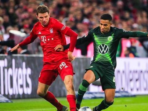 德甲:沃尔夫斯堡vs莱比锡红牛