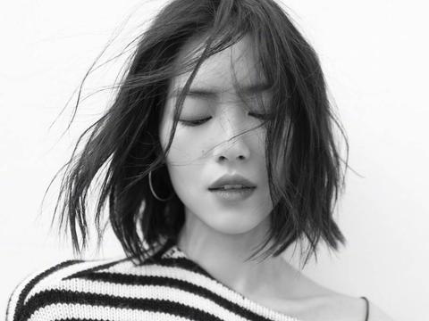 9位1988年出生的女星,湖南刘雯,香港梁洛施,个个貌美如花