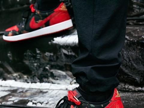 Nike、adidas、Converse「牛年」限定系列球鞋盘点