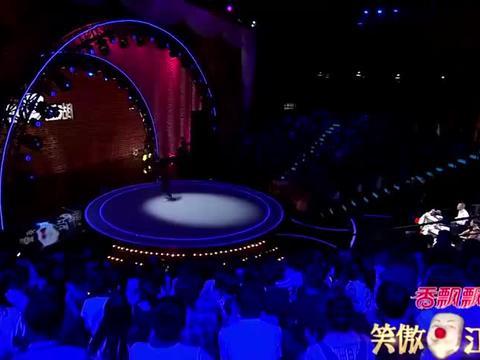 笑傲江湖:舞蹈系美男子演绎新型木偶剧,舞技满分,大获赞赏!