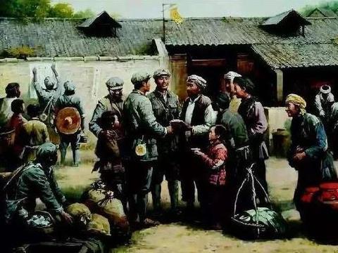 """四川农民家中发现81年前""""借条"""",红军借1000斤青稞"""