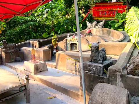 深圳唯一的皇帝陵墓,规模虽然小,但周围全是高档小区!