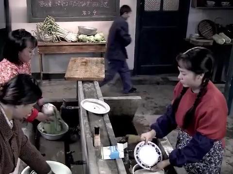 金婚:庄嫂横竖瞧不上文丽,故意找茬干仗,骂人她最在行!