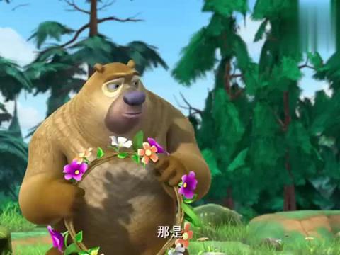 熊出没:熊二跳芭蕾,光头强双节肠舞,什么时候出了个新舞种