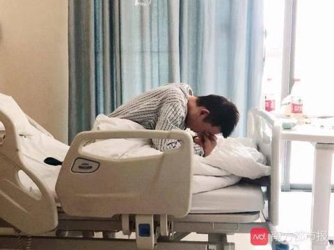 错换人生28年患癌当事人经抢救后已出院!一度被下病危通知