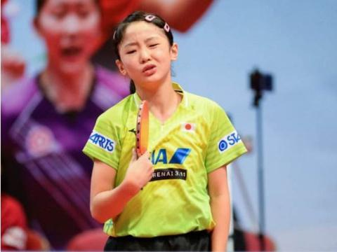 张本智和妹妹求胜欲太强,赛后穿和服面对央视镜头:要拿奥运冠军