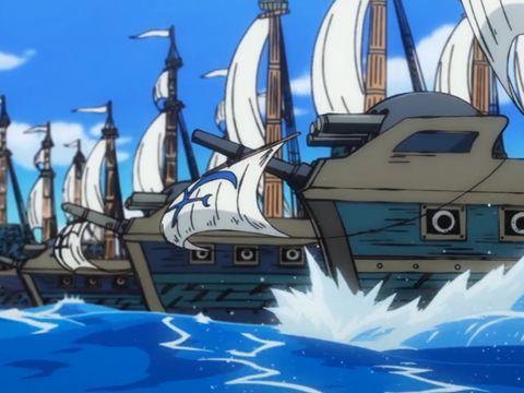海贼王:七武海制度废除,黑胡子兴奋出动,海军抓捕行动困难重重