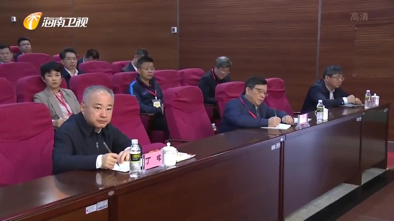 《海南新闻联播》2021年01月16日                      推荐阅读内容推荐
