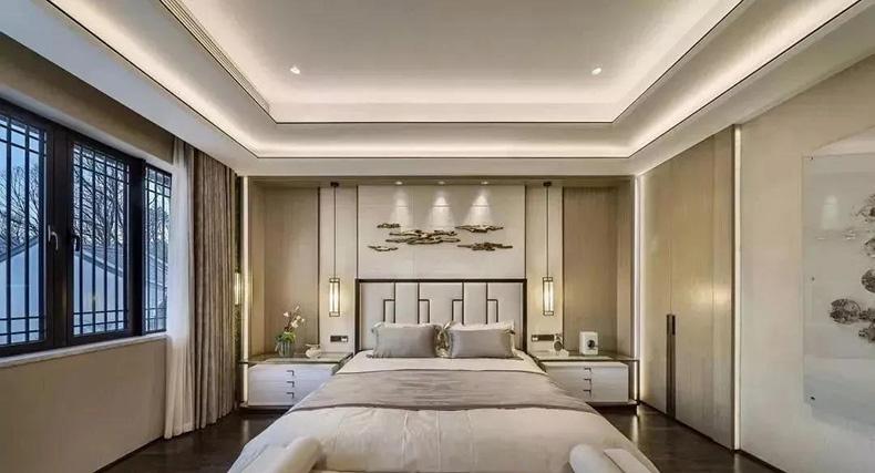 【HIWE艾维】智能家居装修中射灯、灯带、壁灯的应用