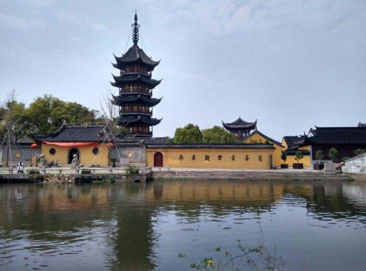 """江苏有座""""低调""""古镇,历史悠久景色优美,是不可多得的散心圣地"""