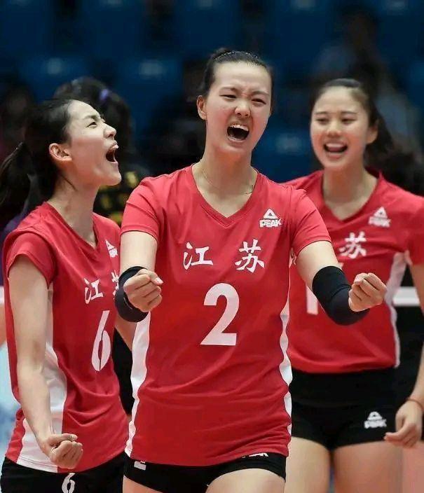 为了国家队利益,江苏女排残阵出征亚俱杯,和天津女排无法相比