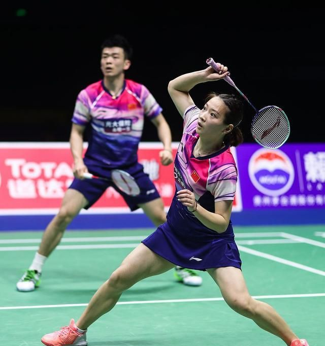混双头号种子连得4分闯进决赛,中国三位单打名将晋级