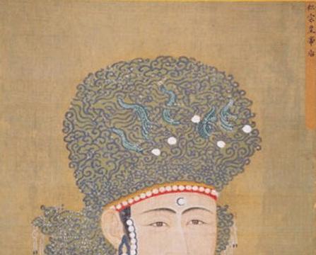宋仁宗并不宠爱曹皇后,英宗时曹皇后虽垂帘但并不仿效刘娥