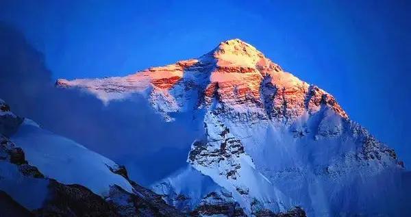 世界上最年轻的高原青藏高原诞生了