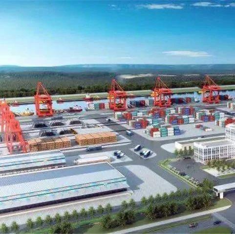 小清河济南港开工建设 2022年通航后货物由济南港可直达龙口港