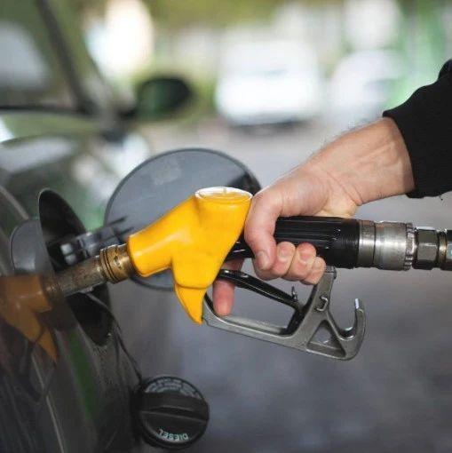 """92号汽油涨回""""6元时代"""" 今年首次调价 加满一箱油多花7.5元"""