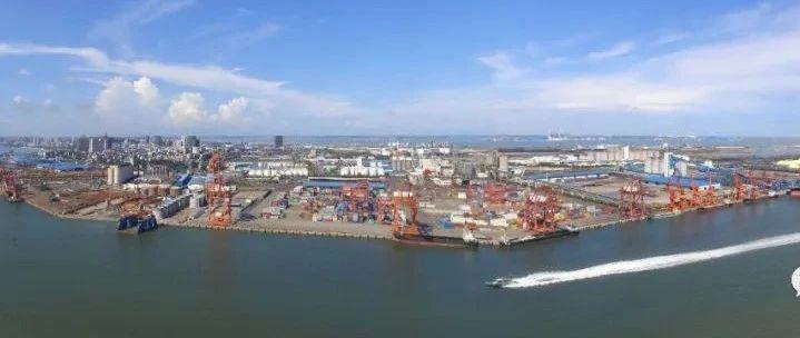 【防城港】全力打造智慧港口、绿色港口