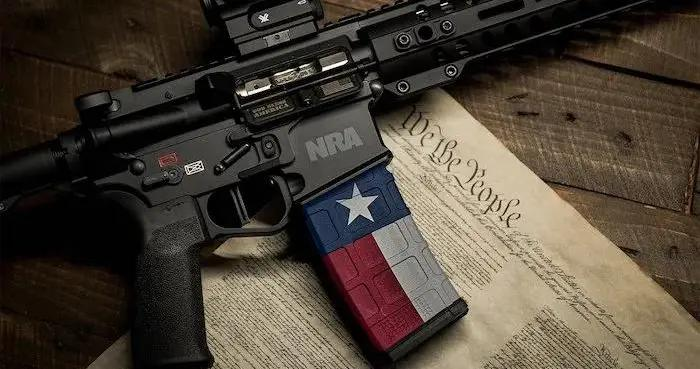 """""""抛弃纽约"""" 美国步枪协会申请破产"""