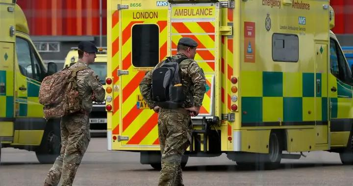 国防部发起非军事行动,200军医入驻ICU,支援英国医疗系统