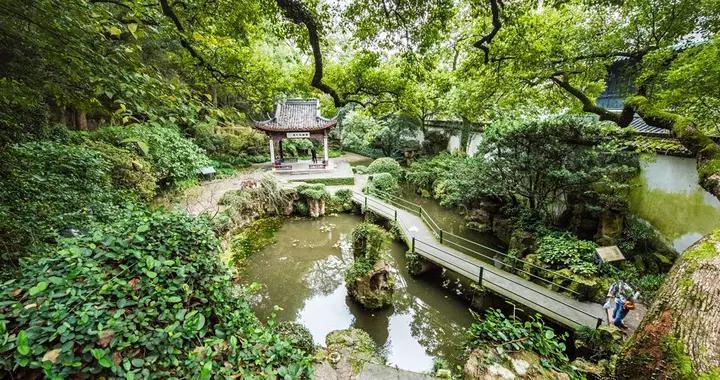 杭州有座清朝帝王行宫,为方便皇帝游西湖而建,不少游客不知道