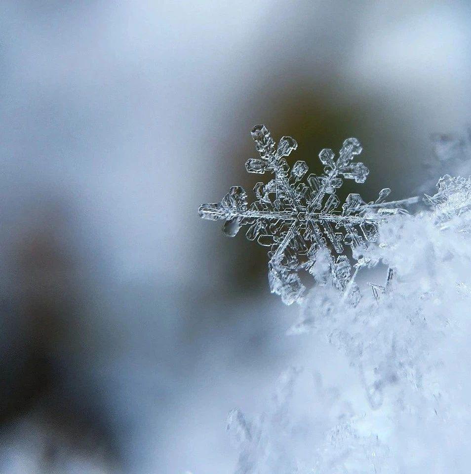 未来三天,小雪不断!