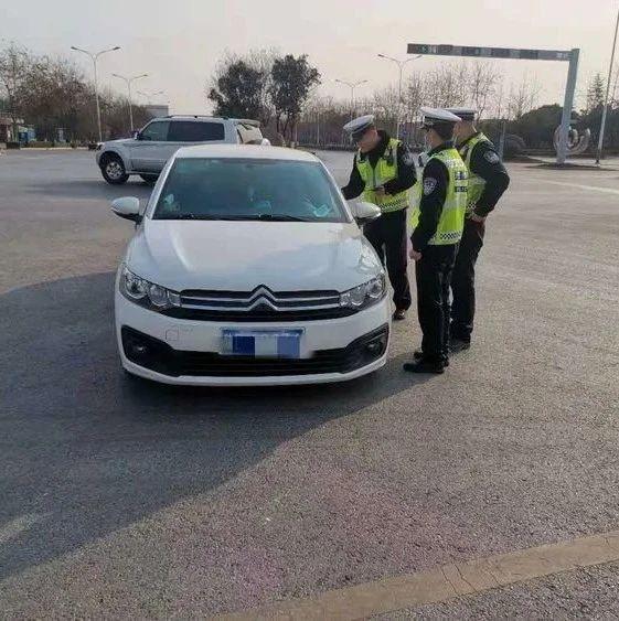 泾河新城:开展冬季道路交通违法综合整治行动