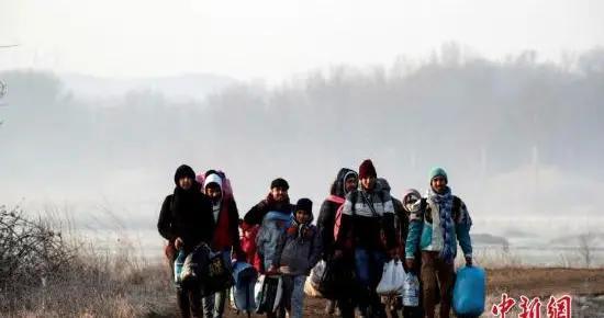 希腊要求1442名难民立即离境 该国史上最大规模遣返?