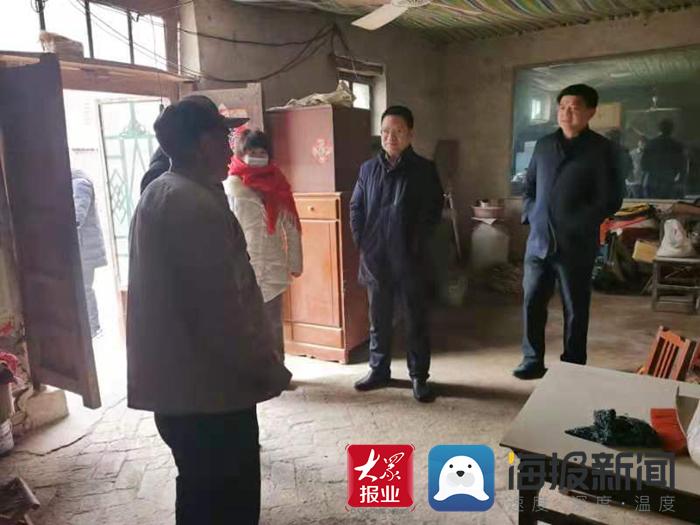 菏泽市扶贫办到开发区考核脱贫攻坚工作