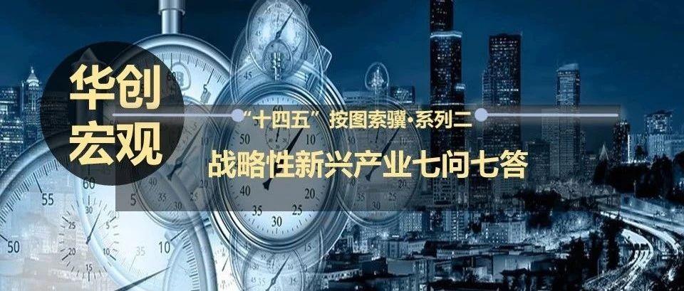 """【华创宏观·张瑜团队】战略性新兴产业七问七答——""""十四五""""按图索骥系列二"""