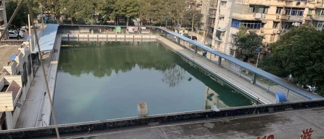 小区游泳池刚改造完,紧急叫停!