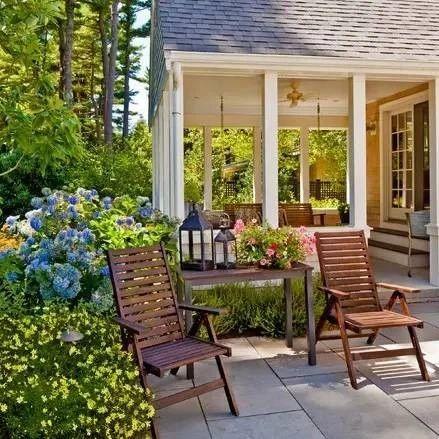 一方简简单单的院子,怎样做到无限宁静感和想象力