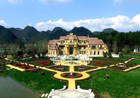 """贵州省""""第一风景"""",风景名胜梵净山名胜,有""""贵州小瑞士""""之称"""