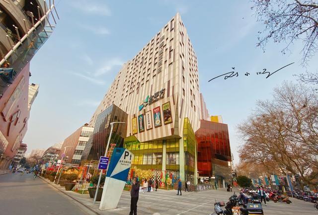 """南京有一家""""尴尬""""的商场,就在夫子庙旁边,但几乎没有什么人气"""