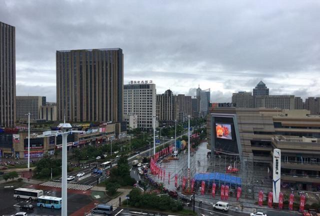 衢州,一座江西风格的浙江古城