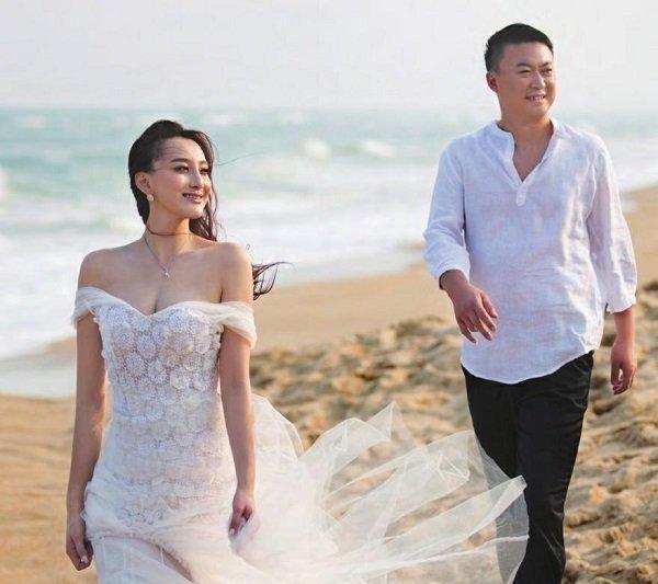 马琳拥有刘诗雯、陈梦两大将事业如日中天,二婚娶美艳妻子幸福