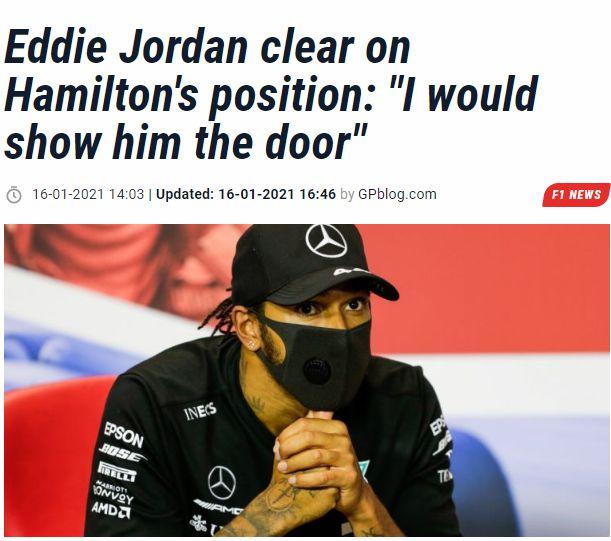 前F1老板曝小汉要特权高薪:梅奔让他滚蛋