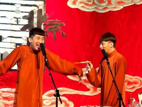 德云社何九华终于跟秦霄贤同台演出,他能复刻杨九郎的成功吗?