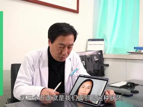拉皮案例:拉皮除皱的设计讲解与术后恢复的对比
