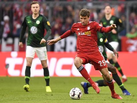 滚球盘口穆勒本赛季参与15颗进球,拜仁慕尼黑欣慰
