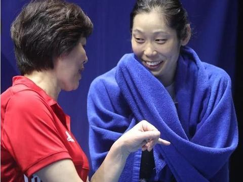 女排集训首日就有好消息,朱婷和郎平双第一,是奥运夺金双保险